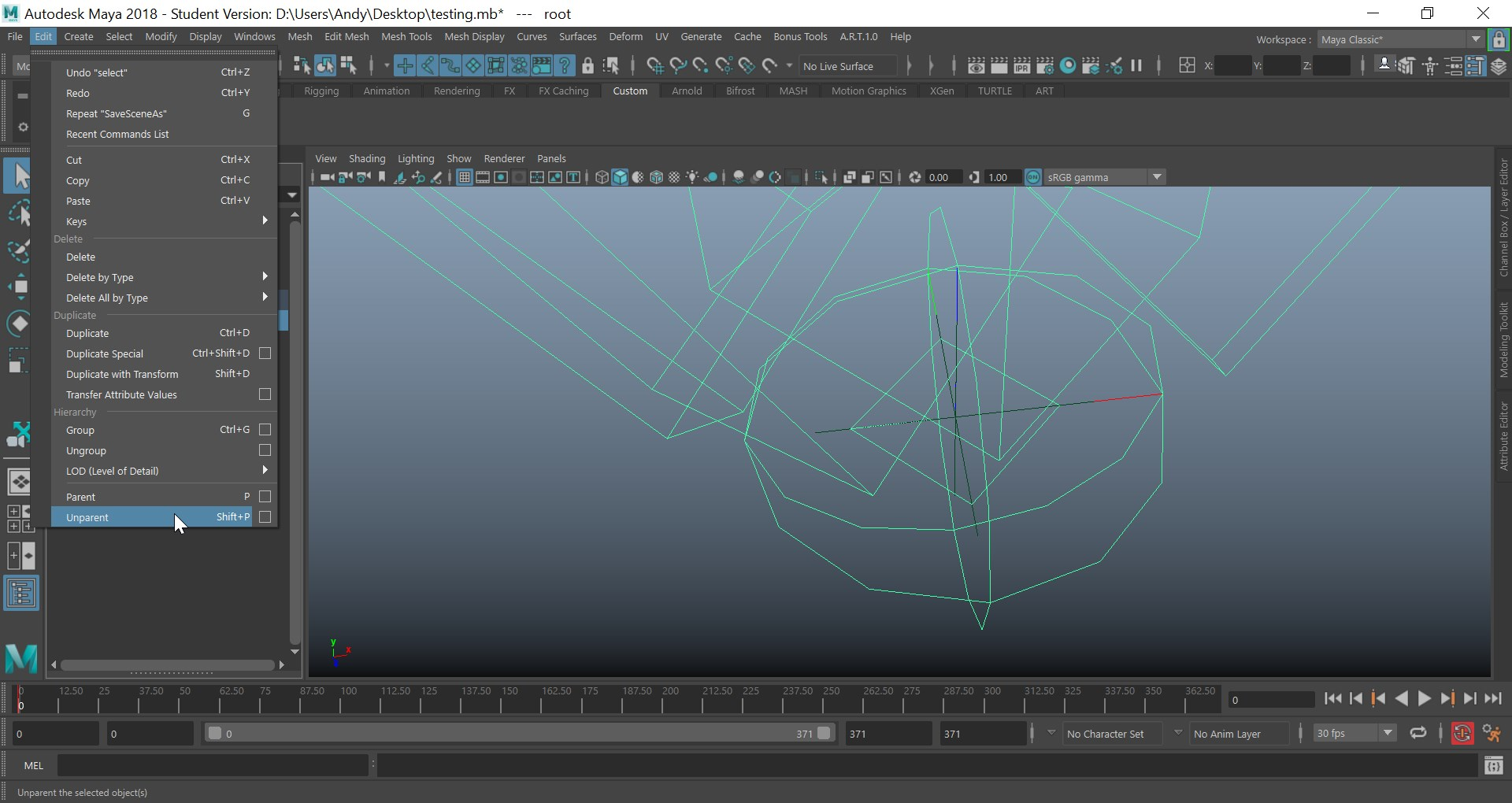 Adding Mixamo Animations to Unreal Rigs | Andrew Montoya IV